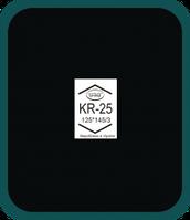 Пластырь радиальный KR-25 (125х145 мм) Simval