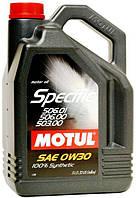 Motul for volkswagen Specific VW 506.01-506.00-503.00 0W-30 5л.