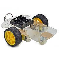 Триколісна мобільна платформа для робота, фото 1
