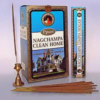 Ароматические Палочки Nag Champa Clean Home / Наг Чампа Чистый Дом