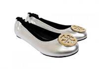 Балетки, туфли оригинальные женские TORY BURCH (цвета)