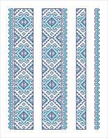 Схема орнаменту для вишивки бісером. Арт. ВШН-30