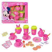 Чайный сервиз на 4 персоны Disney Minnie 181052 IMC TOYS