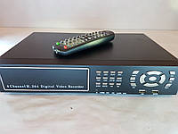 Регистратор DVR XKA-9204V, видеорегистратор 4-х канальный hd dvr, видеорегистратор на 4 камеры