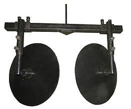 Окучник для мотоблока дисковый (диаметр 360, для мотоблока)