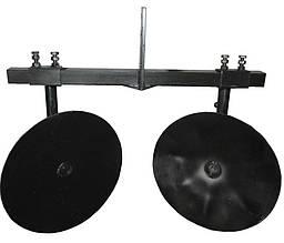 Окучник для мотоблока дисковый (диаметр 450)