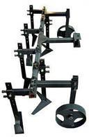 Пропольник широкорядний до мотоблоку (з колесами), фото 1
