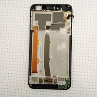 Дисплей в рамке для мобильного телефона Lenovo A6020a40 Vibe K5