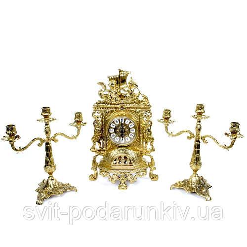 Каминные часы и канделябры 82.101-80.327 Италия