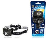Налобный фонарик Varta,