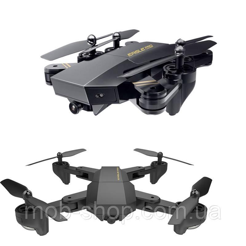 Квадрокоптер S9 Складывающийся+WiFi камера