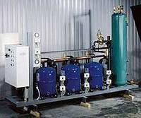 Мультикомпрессорные станции (холодильные централи) на базе компрессоров Maneurop MTZ22 — 3шт