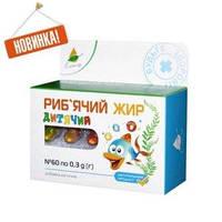 Дитячий риб'ячий жир № 60 Eliksir