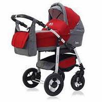 Детская коляска 2 в 1 Teddy Bart Plast Fenix