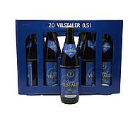 """Пиво """"Фільшталєр Хель"""" VILSTALER Hell 0,5*20шт, Німеччина, Баварія"""