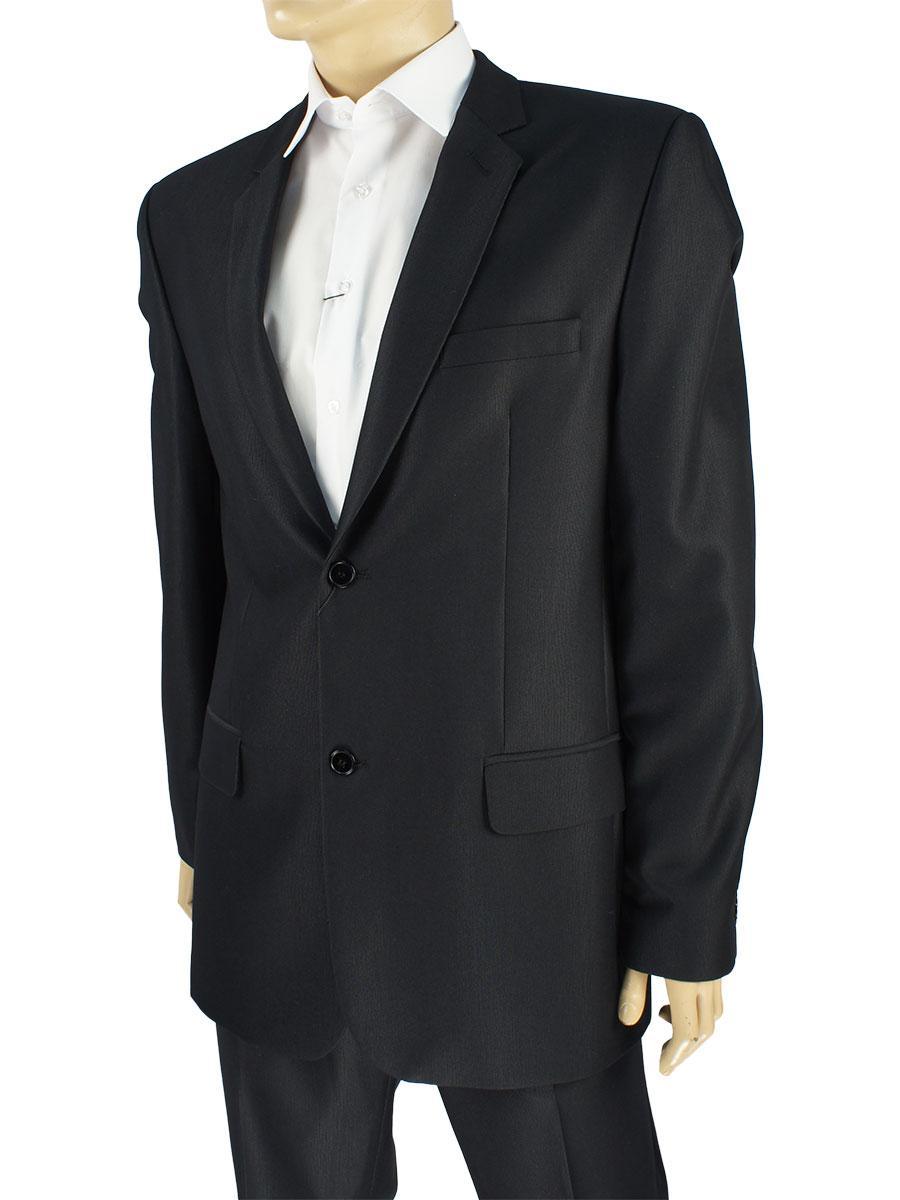 Чоловічий чорний класичний костюм Legenda Class CB-005 # 2