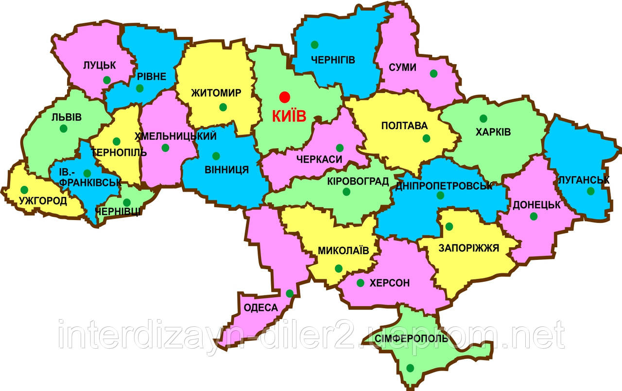 "Результат пошуку зображень за запитом ""карта україни міста"""