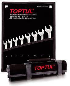"""Набір ключів комбінованих 14 шт. 8-24 """"Hi-Performance"""" Toptul GPAX1402"""