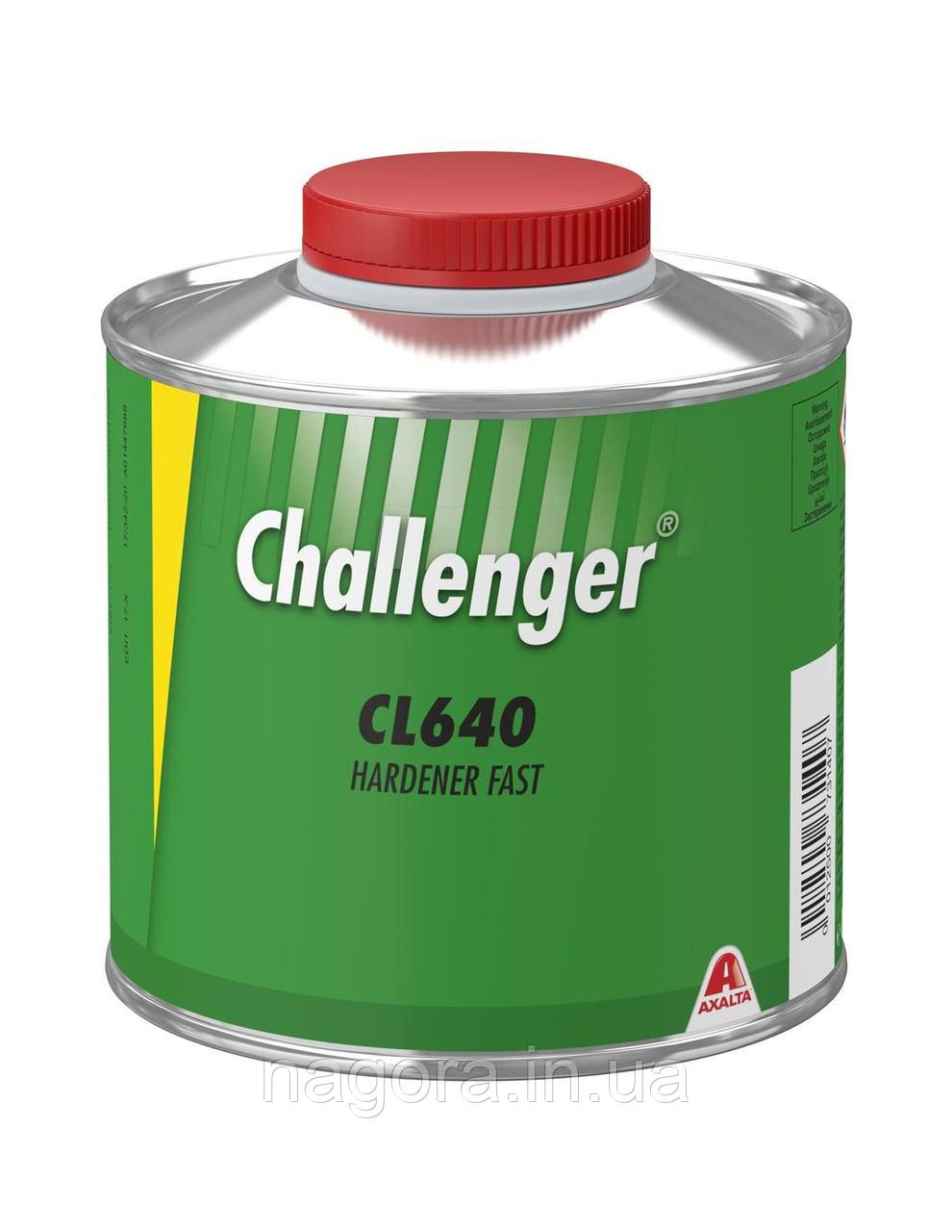 Отвердитель Challenger Hardener быстрый (500мл)