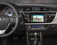 Штатная магнитола Toyota Corolla 2013