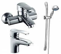 Комплект смесителей для ванной Armatura (KFA) Kwarc 4201-000-00 Польша