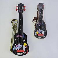 Детская акустическая гитара 6804 B 8 (48) в чехле