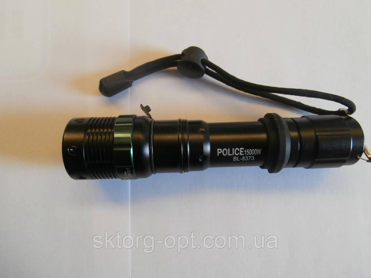 Тактический Фонарик Police BL-8373
