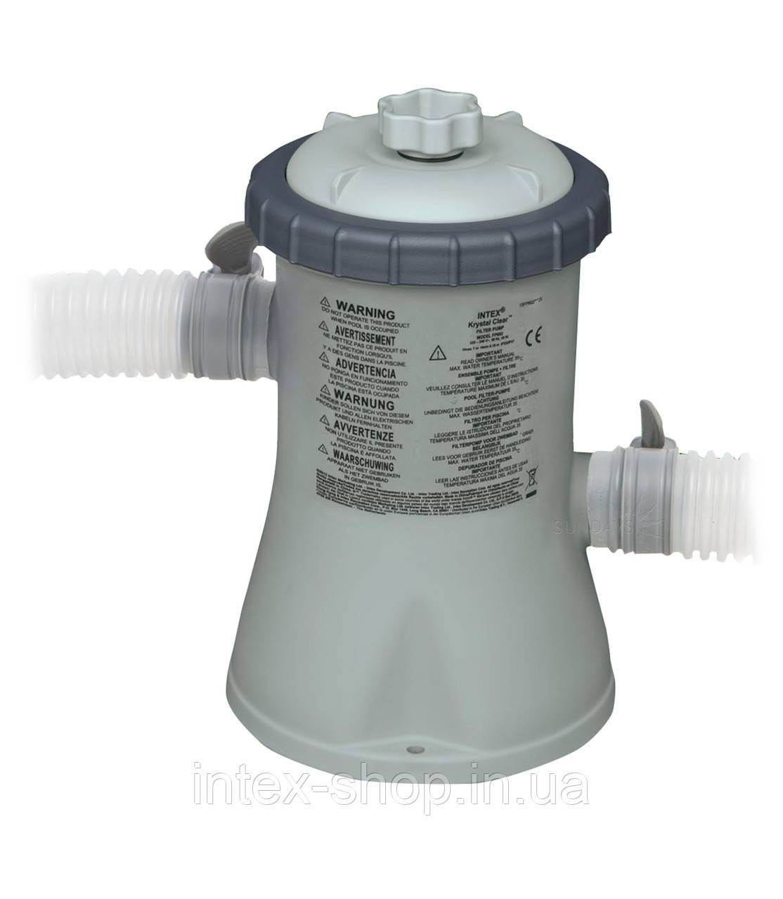 Насос для фильтрации воды 1250 л/ч, Intex 28602