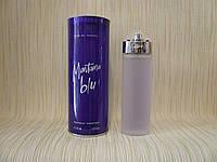 Montana - Montana Blu (2000) - Туалетная вода 50 мл - Первый выпуск, старая формула аромата 2000 года