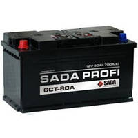Аккумулятор 6СТ-80Аз SADA Profi
