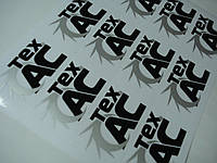 Печать этикеток фигурных, фото 1