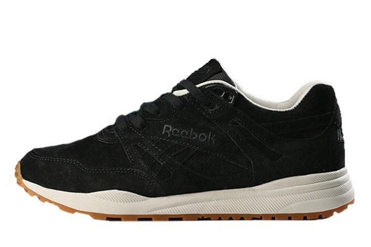 Оригинальные кроссовки мужские Reebok Ventilator Affiliates Black | Рибок вентилятор черные