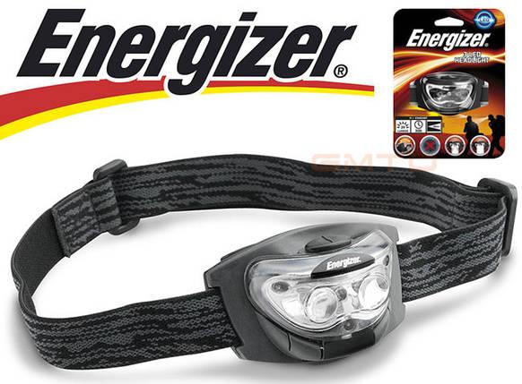 Налобный фонарик Energizer  3 LED, FV, фото 2