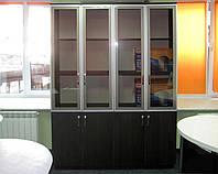 Офисный шкаф, шкафы для документации, шкафы для одежды, офисные витрины, стеллажи на заказ