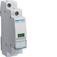 Индикатор LED 230В, зеленый, 1м Hager SVN121