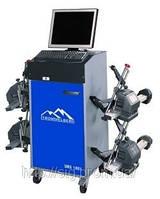 Компьютерный стенд развал схождения  URS 1805 (Trommelberg, Германия-Тайвань), фото 1