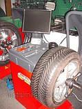 Балансировочный станок автоматический WB 640 (МВ, Италия), фото 3