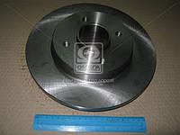 Тормозной диск задний CITROEN BERLINGO, CITROEN C4, PEUGEOT 308, PEUGEOT PARTNER  6105800 ROADHOUSE