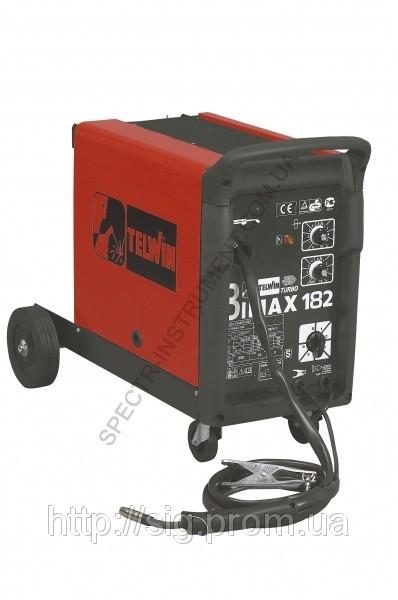 Сварочный полуавтомат  Bimax 182 Turbo 821013 (Telwin, Италия)