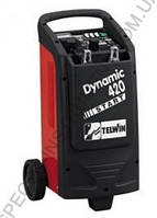 Пуско-зарядная тележка (устройство) для АКБ, однофазная Dynamic 420 ( Telwin, Италия)