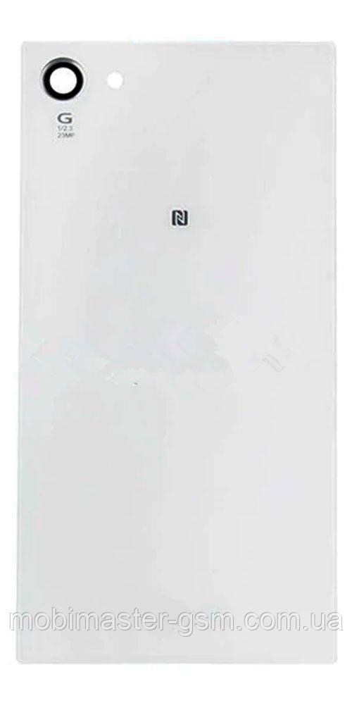 Задняя крышка Sony E5803 Xperia Z5 Compact Mini white