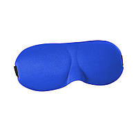 3D Маска для сна (синяя), фото 1