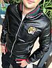 Стильная мужская куртка Armani Тигр Дорогой и приятный материал Размеры 2XL, 3XL, фото 2