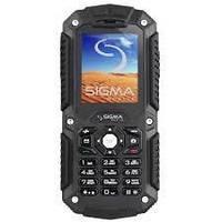 Sigma mobile X-treme IT67 Dual Sim Black