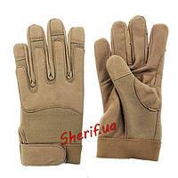 Армейские перчатки MIL-TEC Coyote, 12521005
