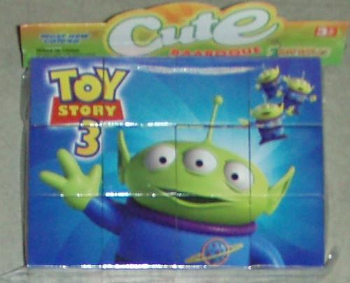"Детские кубики ""Toy Story"" 1007"