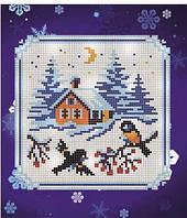 Набор для вышивки бисером Снігурі. Арт. СКМ-45ч