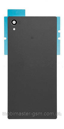 Задняя крышка Sony E6603 Xperia Z5 graphite black, фото 2