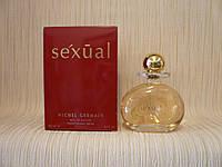 Michel Germain - Sexual Michel Germain (1994)- Парфюмированная вода 125 мл- Редкий аромат, снят с производства