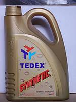 Моторна олива TEDEX SYNTHETIC  PREMIUMIM SM/CF/EC    SAE 5W30 (4л)